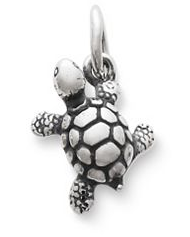 Turtle Charm   James Avery
