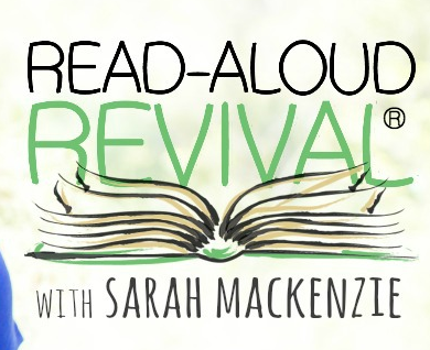 Read Aloud Revival  get motivated to read aloud