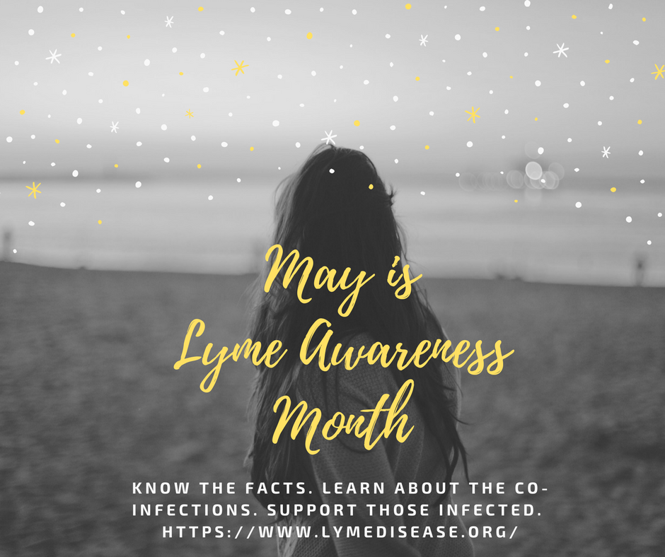 Lyme Awareness Month