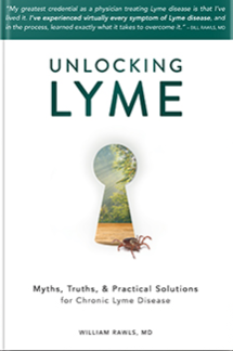 Unlocking Lyme Book Launch Webinar RawlsMD